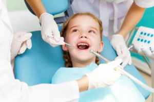 Kids at Willow Lake Dental