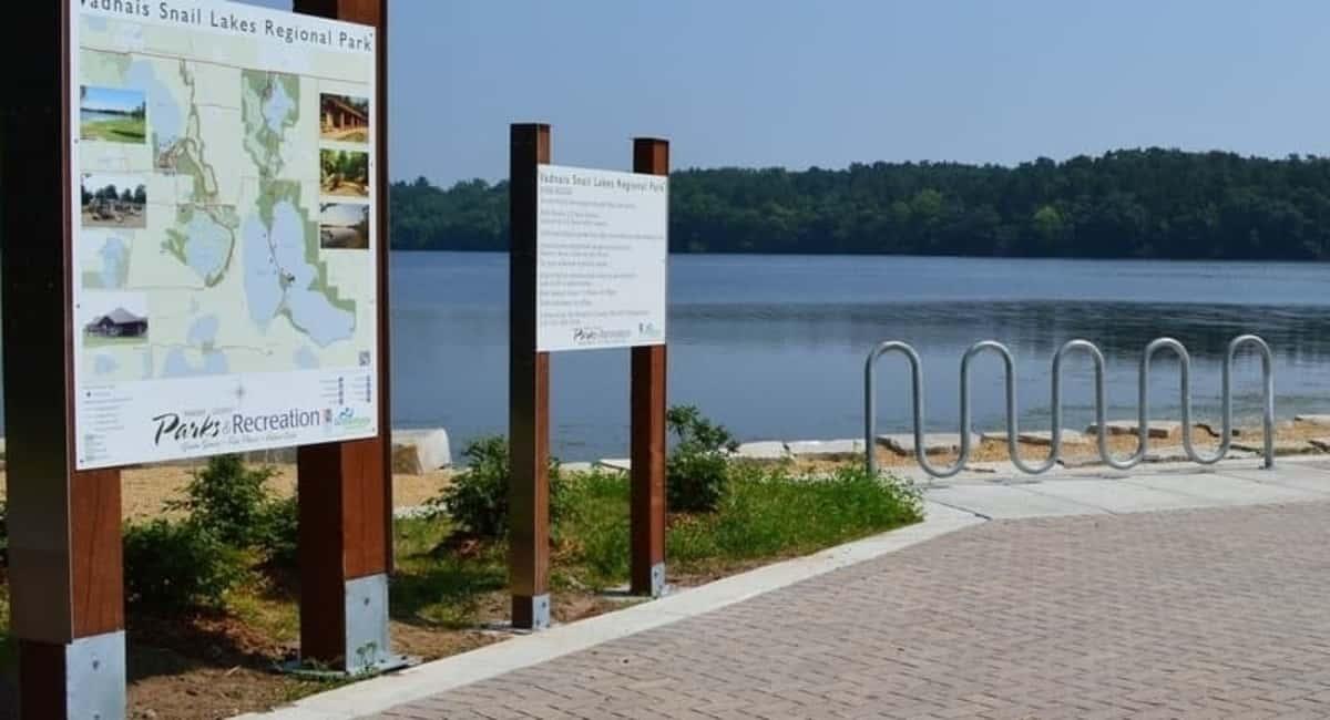 Vadnais Snail Lakes